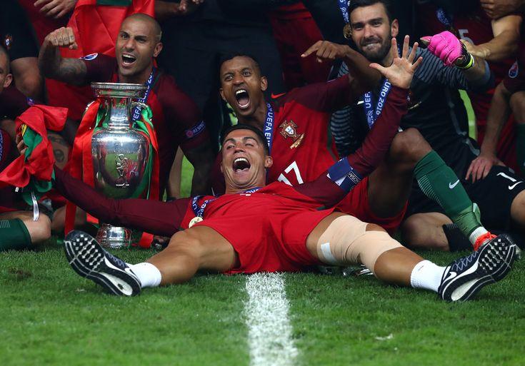 "Euro 2016 | O texto que explica porque isto é mais que futebol: ""É o maior feito desde a entrada na CEE"""