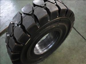 Press on Solid tires of high quality