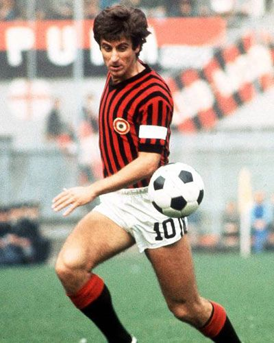 Gianni Rivera / AC Milan