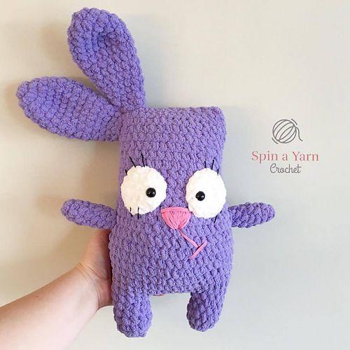 607 besten Crochet Bunny Rabbit Dolls Amigurumi Bilder auf Pinterest ...