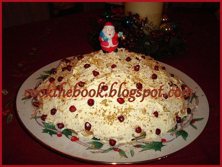 Πρωτοχρονιάτικα Χιονισμένα δαμάσκηνα!