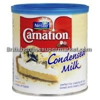 Carnation Condensed Milk 1000g  £4.19