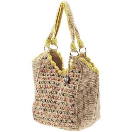 The Sak Handbags Crochet : The Sak Stellaris Crochet Tote Handbag Fashion Pinterest