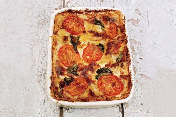 Kijk wat een lekker recept ik heb gevonden op Allerhande! Lasagne van Jamie Oliver