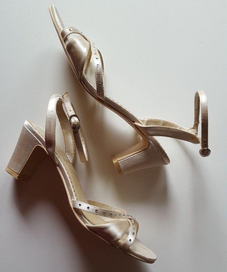 Vintage BHS Wedding Collection Flowegirl Bridesmaid Shoes Ivory Size 4 UK   Clothes, Shoes & Accessories, Kids' Clothes, Shoes & Accs., Girls' Shoes   eBay!