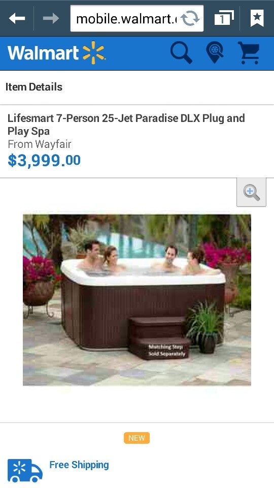 person hot tub would love to have on the back porch stuff i want