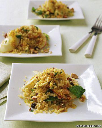 Quinoa Recipes | Curries, Quinoa and Apple Salad