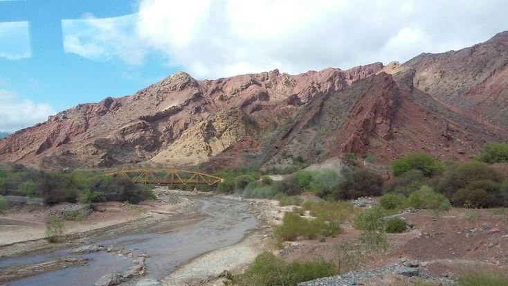 En este puente se filmo una parte de la película argentina Relatos Salvajes, https://www.youtube.com/watch?v=IYazKhtzwEM #viajes #Relatos Salvajes