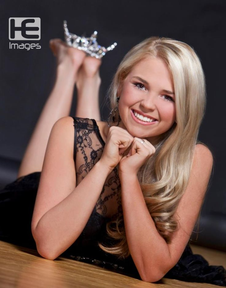 Knoxville's Outstanding Teen Sydney McKay (pageant pic idea)