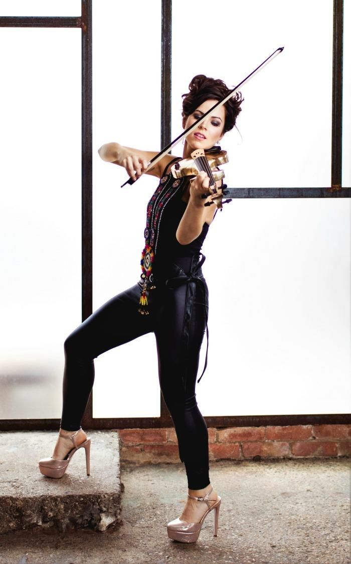 London based violinist Jessie May Smart is a highly experienced and sought after act who is at home playing intimate events as she is playing large concert venues. She can play either acoustically on with her custom made electric violin and has a vast repertoire of classical, jazz and pop and she specialises in improvising with a DJ or other musicians.