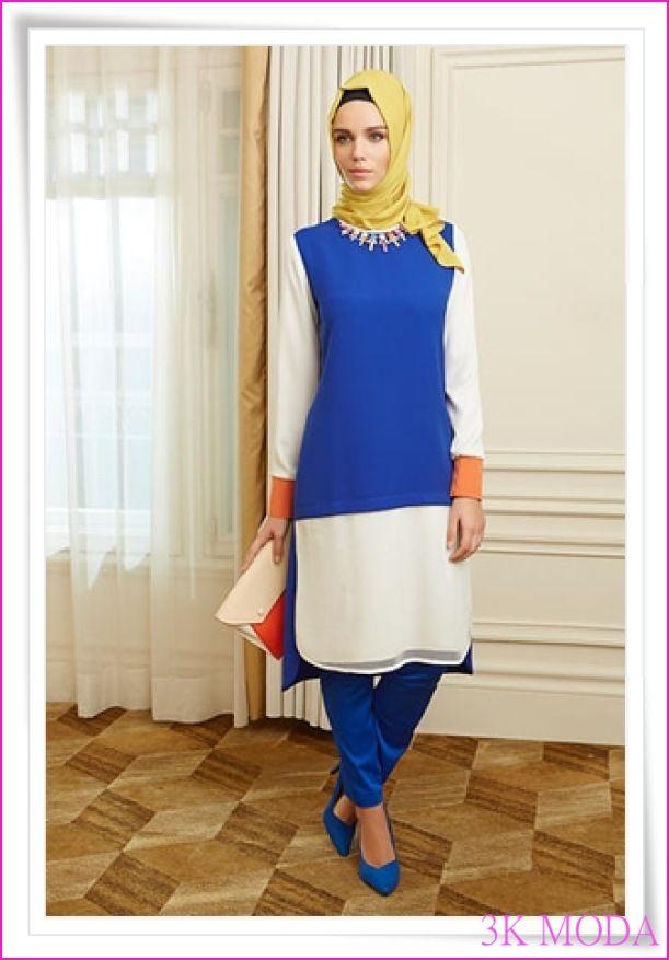 Açık Renk Elbise Modelleri 2016 - http://www.3kmoda.com/blog/acik-renk-elbise-modelleri-2016