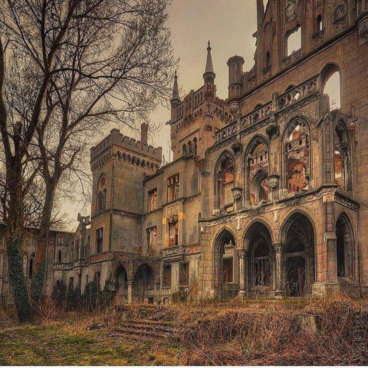 Kopice castle, Poland