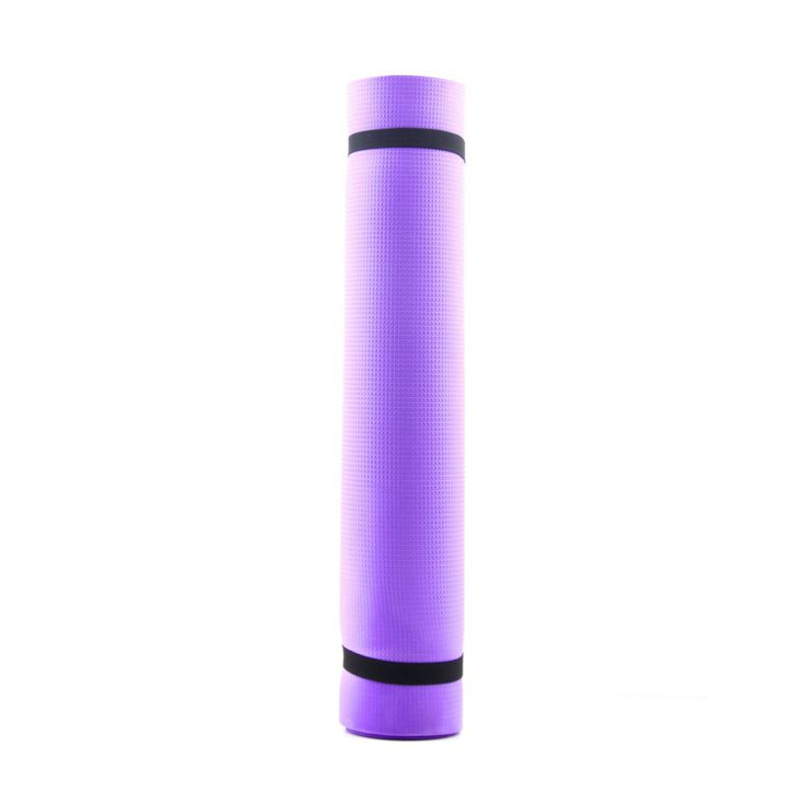 2015 new Arrival Exercise Mat 6mm Thick Non-Slip Yoga Mat Exercise Fitness Lose Weight 68x24x0.24inch YKS