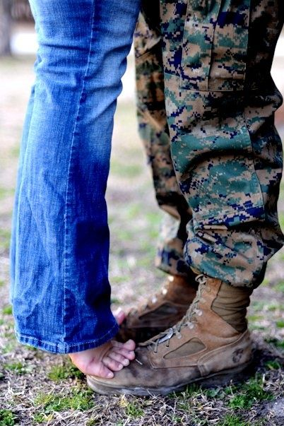 i loveeee this :)      The Military Wife and Girlfriend