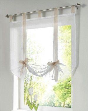 Ingyenes szállítás újoncoknak lap tetejére Sheer konyha ajtó ablak függöny patchwork liftering római rolók