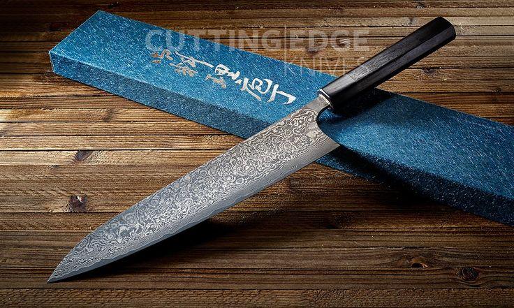 "Masakage Kumo Gyuto (9"" / 240mm)  from Cutting Edge Knives  #Japanese #Cooking #Knife #Gyuto #ChefKnife"