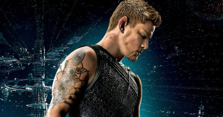 'Jupiter Ascending' Clips Uncover Crop Circle Secrets -- Channing Tatum tries to catch a ride home in one of three new clips from 'Jupiter Ascending', which hints at how crop circles are created. -- http://www.movieweb.com/jupiter-ascending-clips-channing-tatum