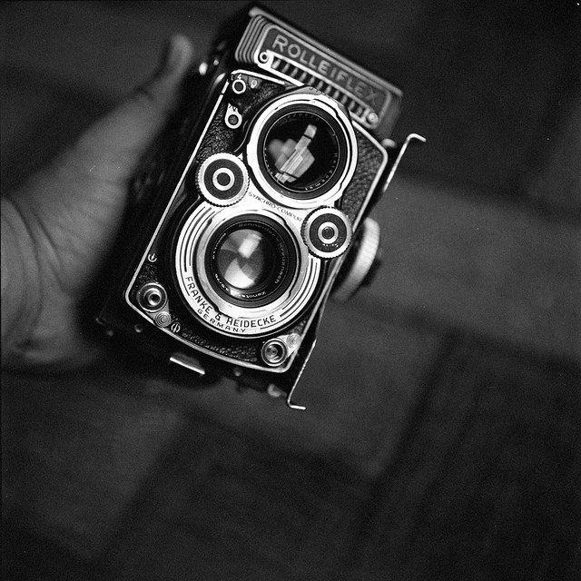 Rolleiflex 3.5F | Flickr - Photo Sharing!
