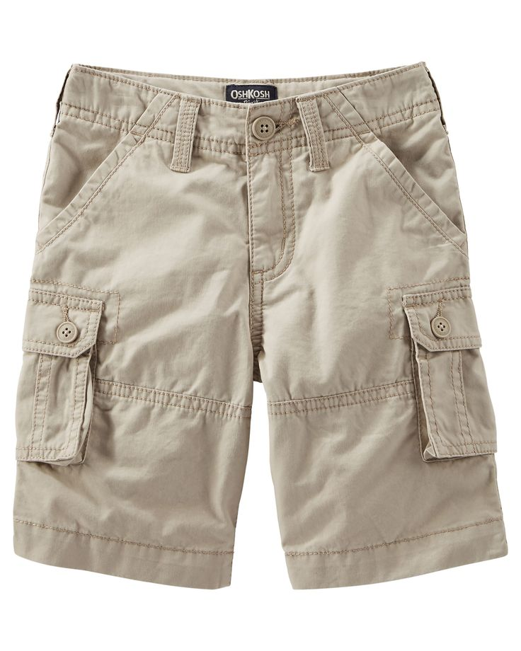 17 mejores ideas sobre Boys Cargo Shorts en Pinterest | Camisa de ...