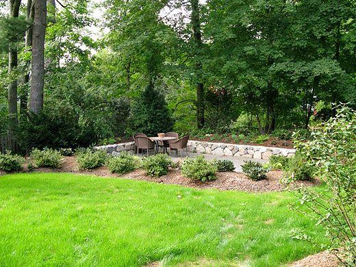 84 best backyard images on pinterest landscaping for Tranquil garden designs