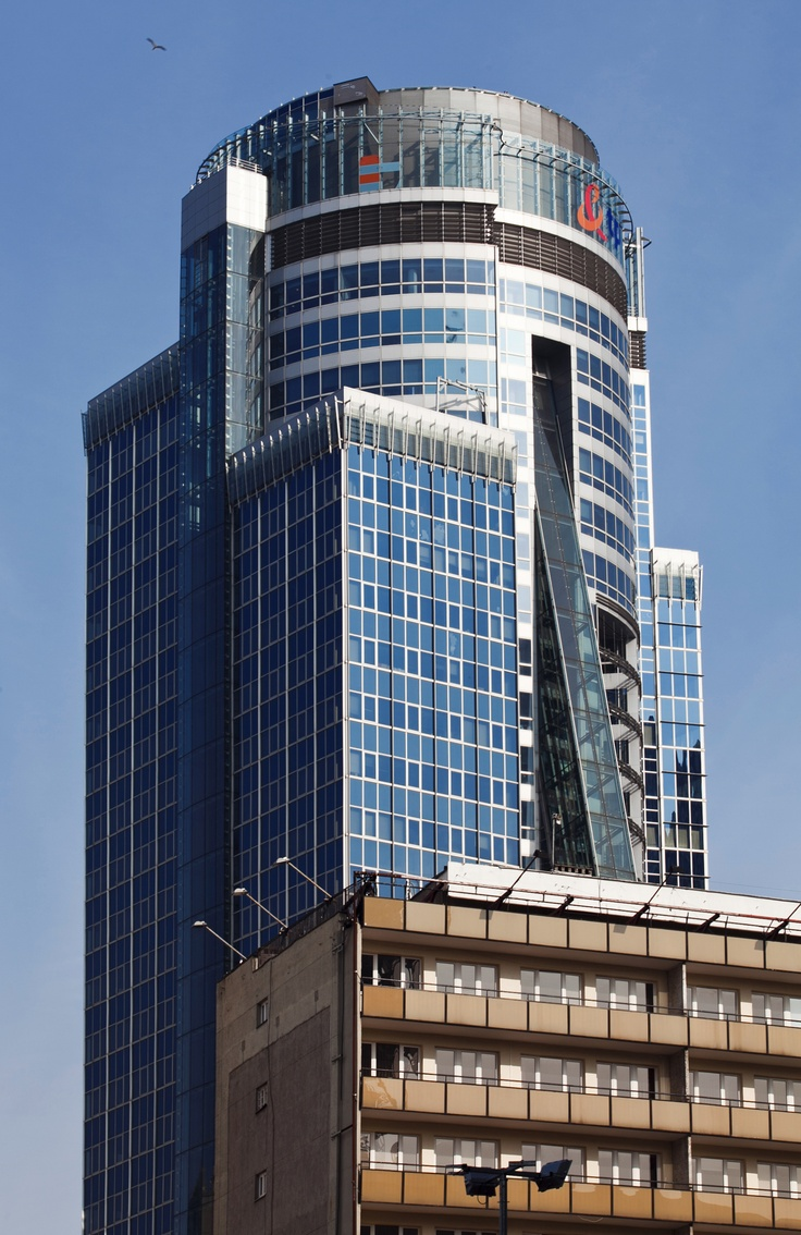 budynek w Warszawie/ Warsaw building