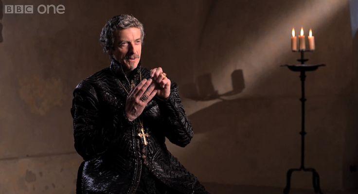 Peter Capaldi in Musketeers