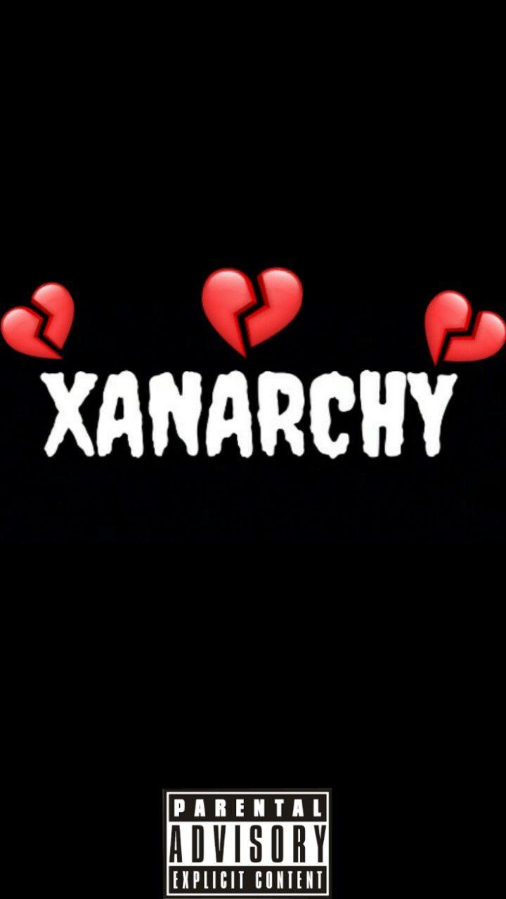 Xanarchy Wallpaper Lil Xan Music Wallpaper Lil Phone Wallpaper