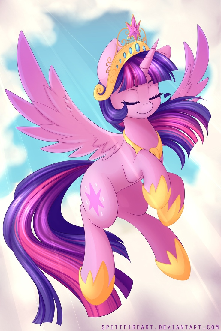 ThePonyArtCollection: Twilight Sparkle