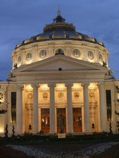 Romanian amphitheatre, Bucharest