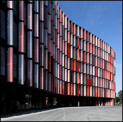 117 best Architektur - Sauerbruch Hutton images on Pinterest - google zentrale irland