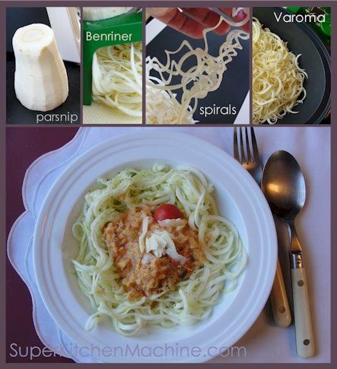 The Benriner Cook Help Spiral Vegetable Slicer