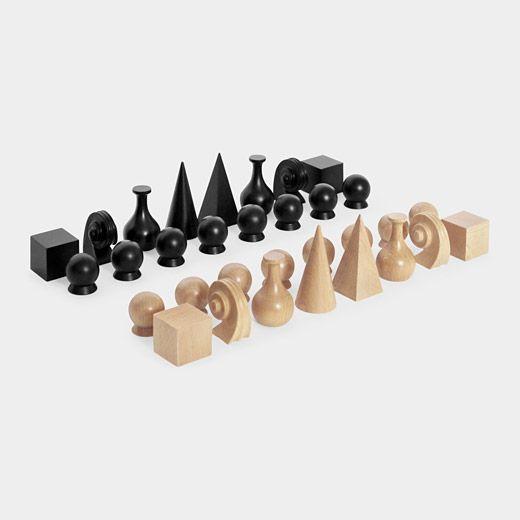 Man Ray: Chess Set | MoMA