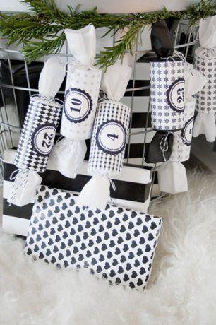 adventskalender knallbonbons aus klopapierrollen basteln mom and blog. Black Bedroom Furniture Sets. Home Design Ideas