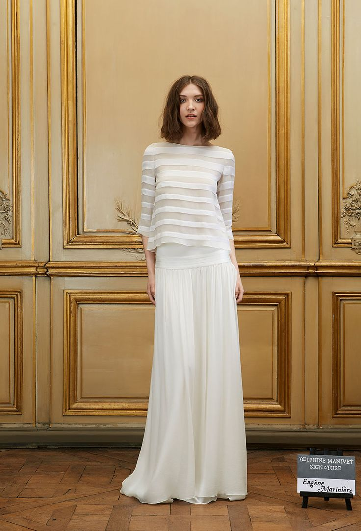 ::No one does wedding seperates like Delphine Manivet:: *obsessed* Delphine Manivet : Signature Collection