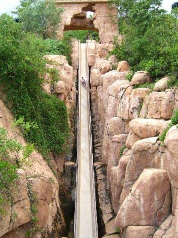 Sun City Valley slide | Sud Afrika | Pinterest | Sun, The ...