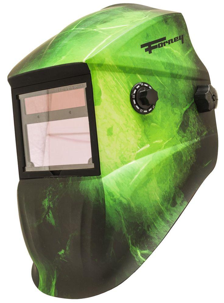 Forney Advantage Series Edge Auto Darkening Welding Helmet