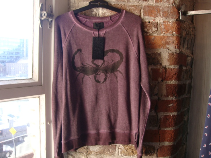 Ella Pullover: €23.30  Colour: Fudge  Sample Sale: Central Hotel, Dublin 2  When: March 22nd & 23rd   http://www.samplesale.ie/