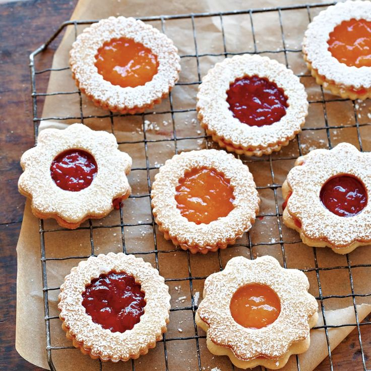 Strawberry Jam Sandwich Cookies | Williams-Sonoma