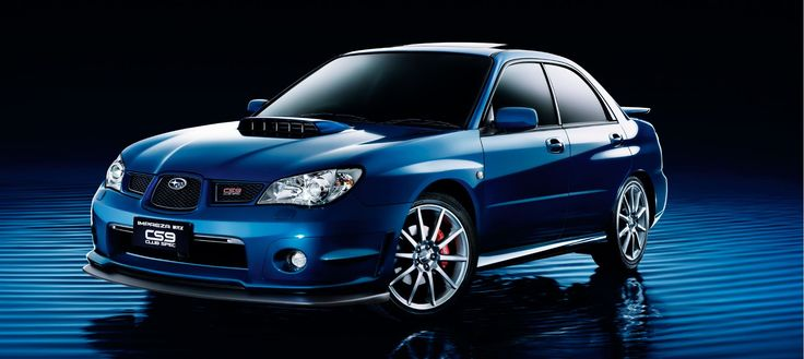 subaru impreza sti spec c for sale