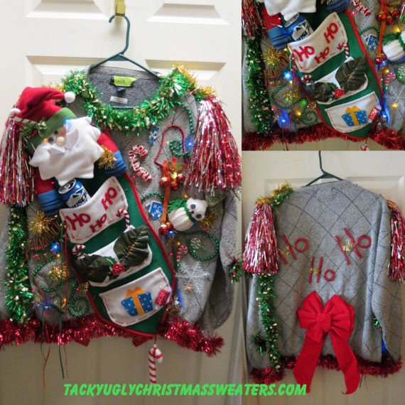 51 best MANLY MEN UGLY CHRISTMAS SWEATERS images on Pinterest ...