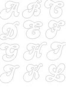Molde De Letras Do Alfabeto Para Mural Sala De Aula Jpg Alfabeto