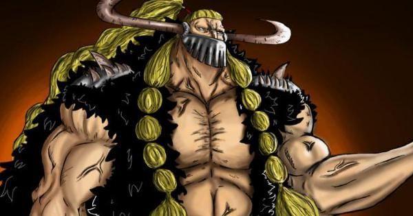 10 Orang Bounty Tertinggi Dalam Anime One Piece (Update Oktober 2016)
