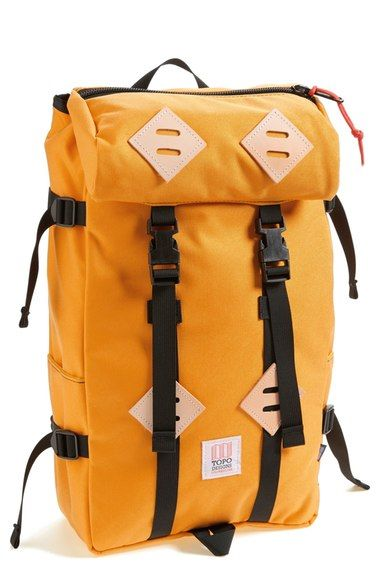 Topo Designs 'Klettersack' Backpack available at #Nordstrom