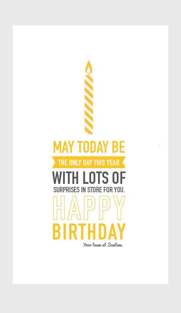 Corporate Birthday Card Typography On Behance Happybirthdaytypography Happy Birthday Typography Birthday Card Design Happy Birthday Fun
