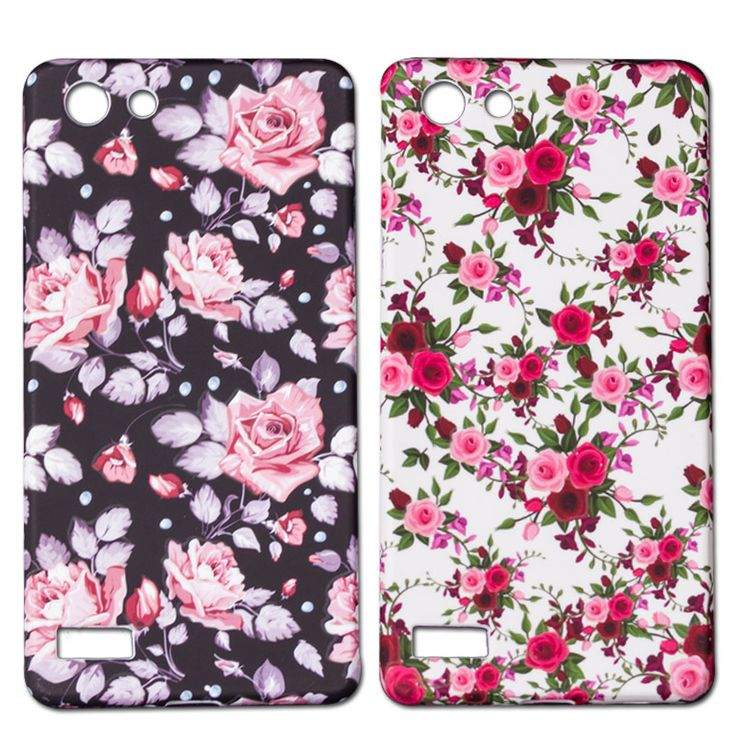 NEW Protection carving Flower Luminous Case For iPhone OPPO Case Cover soft TPU Plastic Phone Cases Covers Shell Skin Bag