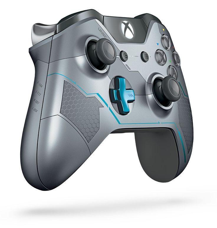 Xbox One Controller - Platinum Halo Edition (Grade A)