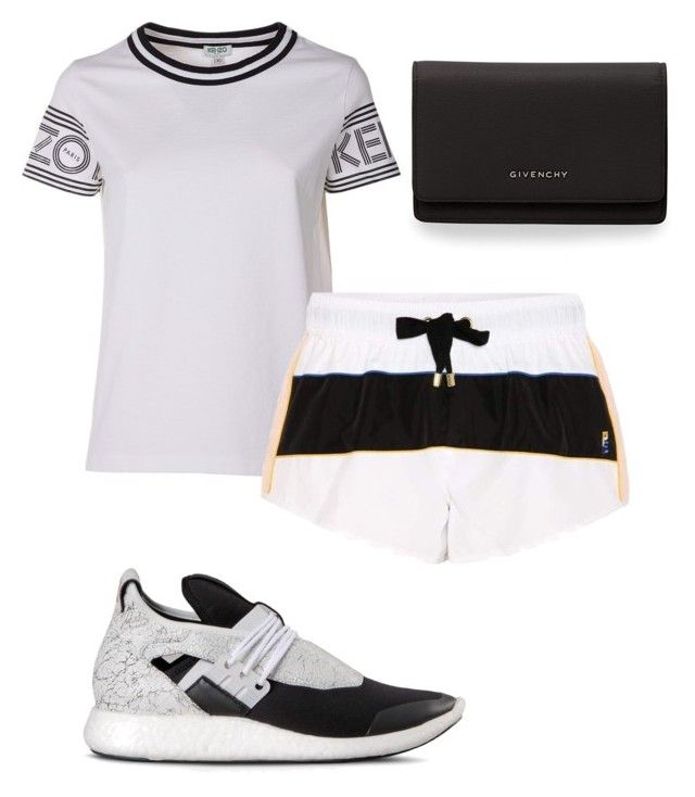 """Untitled #105"" by rahmadita14 on Polyvore featuring Kenzo, P.E Nation, Y-3 and Givenchy"