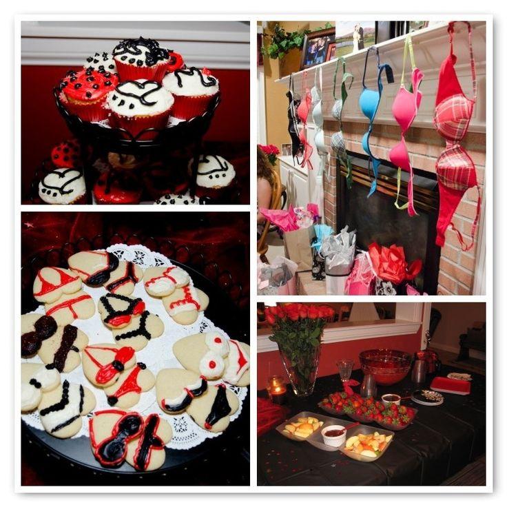 Lingerie Party Ideas: 1000+ Images About LINGERIE PARTY IDEAS On Pinterest