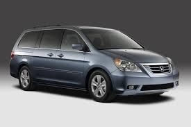 Honda issues recall for 2007-2008 Honda Odyssey