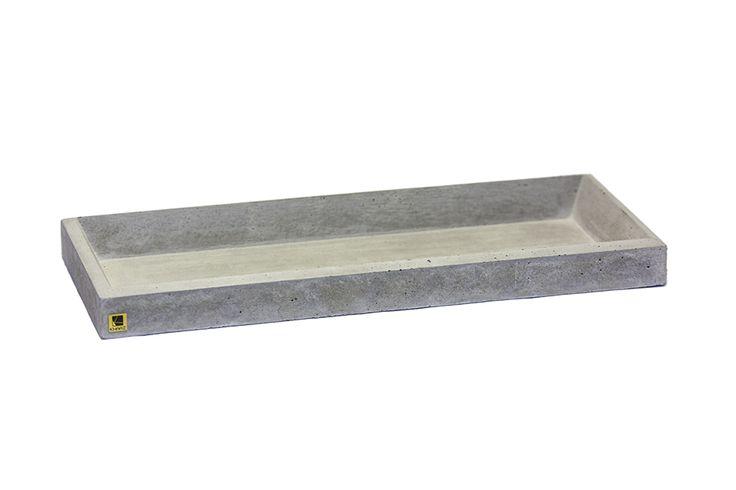 Taca Mona Maxi z betonu architektonicznego